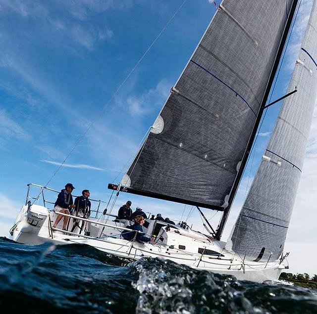 wedstrijdzeilen orc irc quantum sails