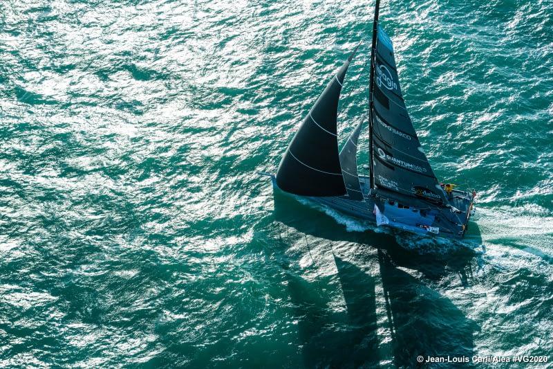 fusion M Imoca Quantum sails