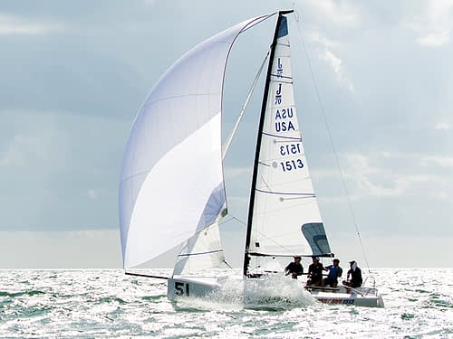 Quantum Sails J/70