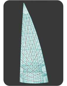 fusion M 5000 wedstrijdmembraamzeil quantum sails
