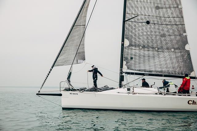 furling Code Zero XC Quantum Sails