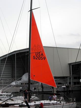 trysail Quantum Sails