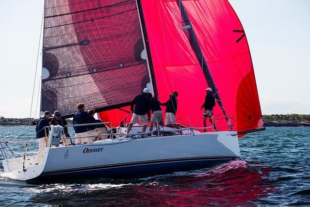 wedstrijd Gennaker quantum sails