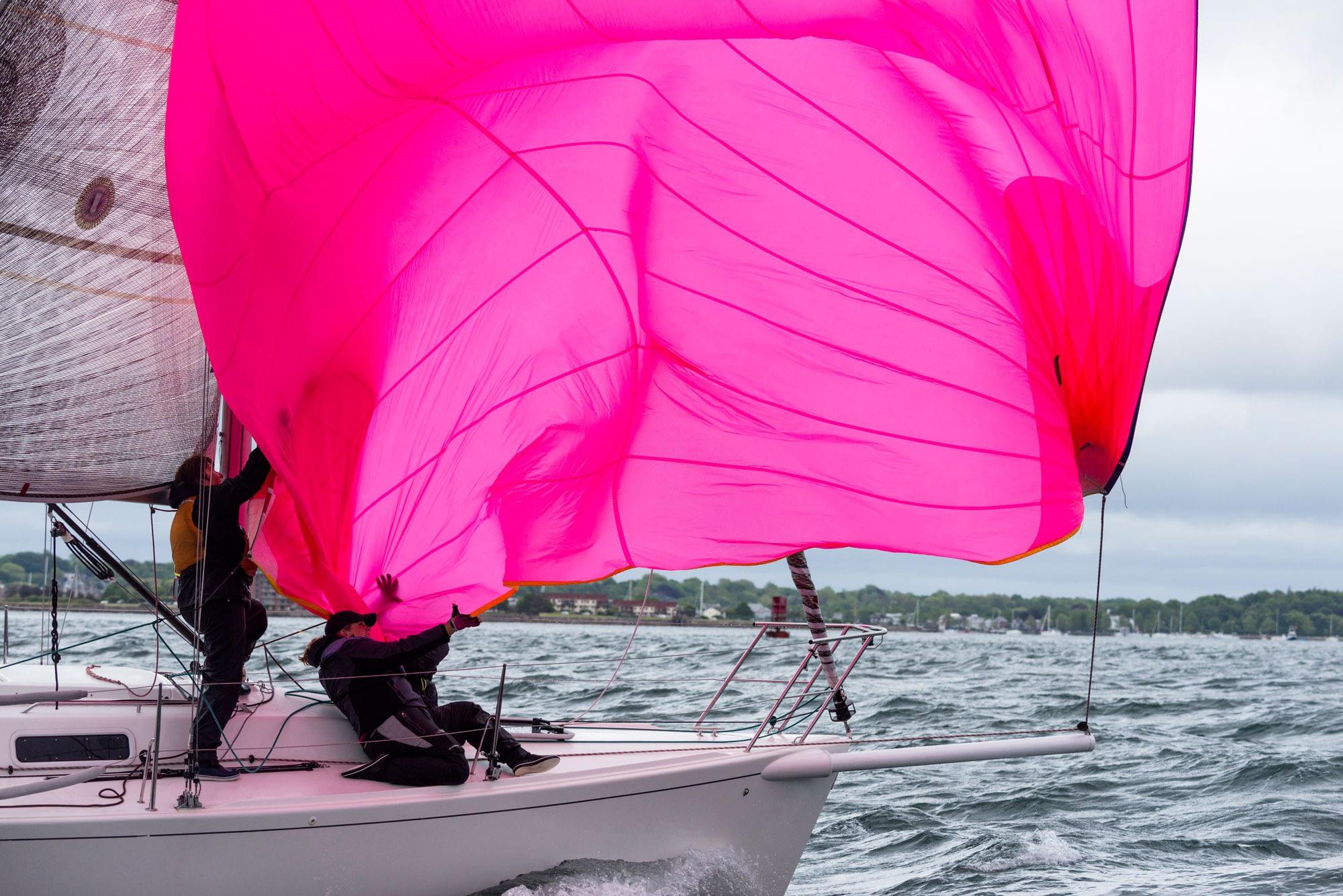 genaker Quantum Sails