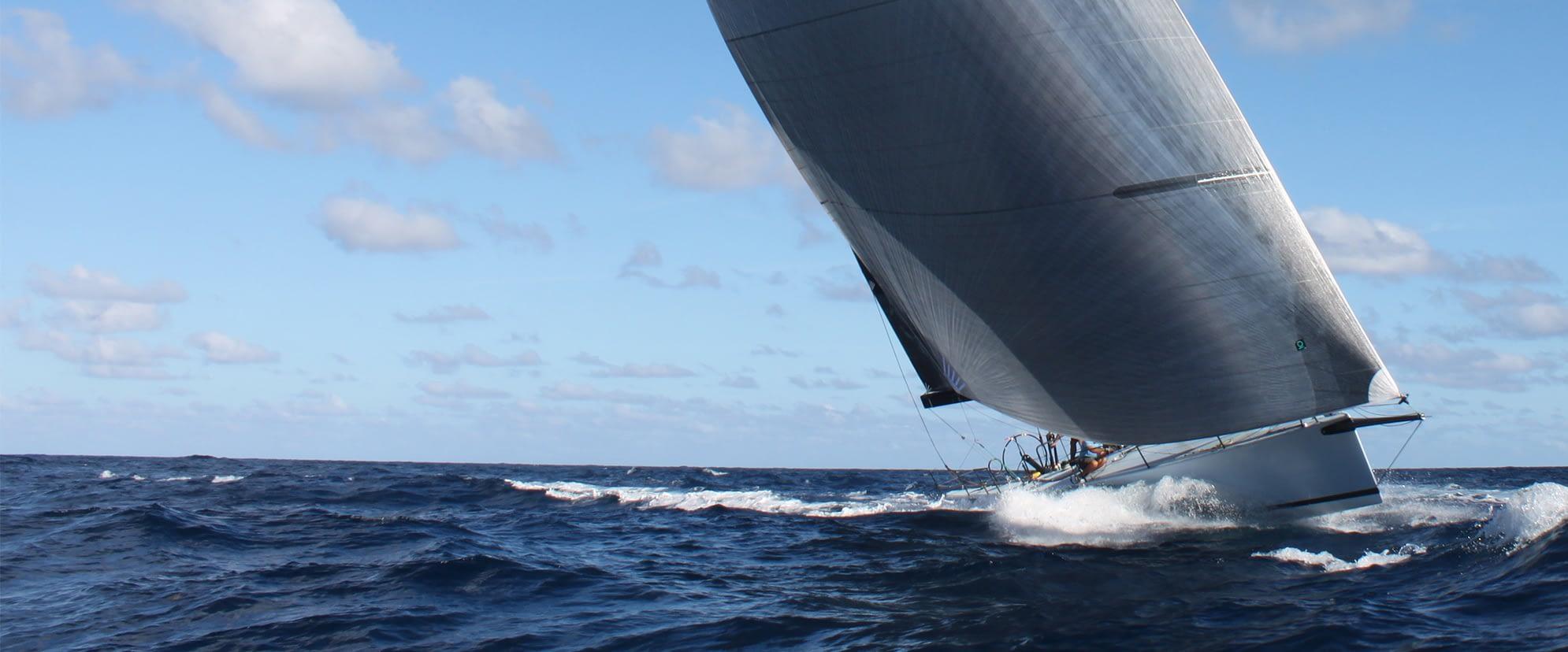 Code Zero xC Quantum sails