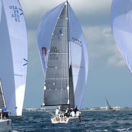 A1,5 gennaker, light, lichtweer j/111 quatum sails