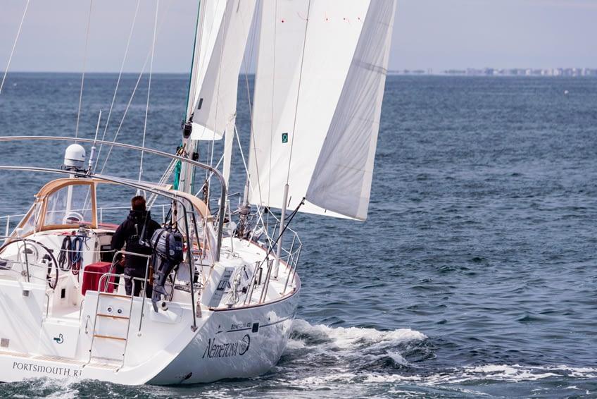 toergenua of toerrolfok Quantum Sails koop nieuw